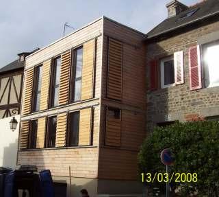 extension bois urbaine après